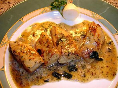 recette de cuisine cuisse de poulet recette d 39 escalopes de poulet a la moutarde et ses oignons