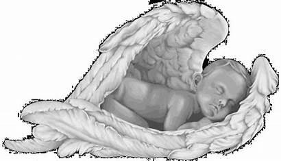 Angel Infant Sleeping Memorial Headstones Own Monument