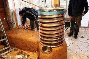 Chauffe Eau Bois : mise en place d 39 un chauffe eau sur ce rocket stove ~ Premium-room.com Idées de Décoration