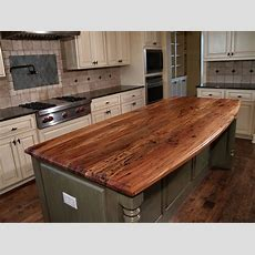Spalted Pecan Wood Countertop Photo Gallery, By Devos