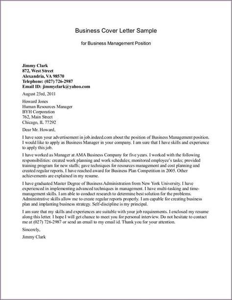 proper format for a business letter sle of business letters exle business letter 6994