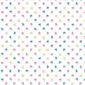 Cute memphis pattern background Vector Free Download