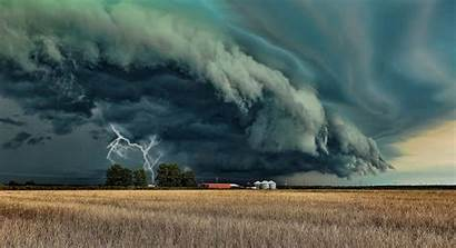 Storm Clouds Cloud Wallpapers Lighting Landscape July