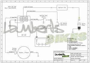 Dc Input Motorcycle Cdi Wiring Diagrams