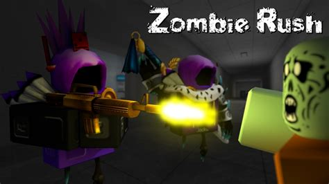 zombie rush roblox wikia fandom powered  wikia