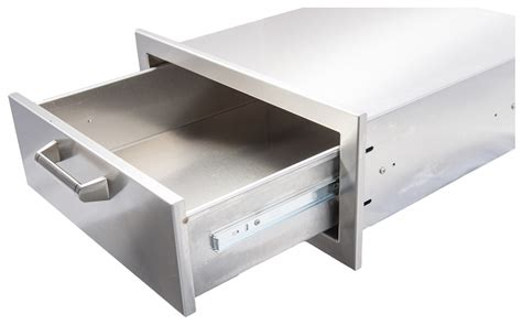 Bbq Island 30 X 15 Single Utility Storage Drawer
