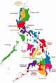 Regions of the Philippines - Study Guide & Tests