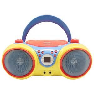 Kids Karaoke Machine CD Player with Microphone