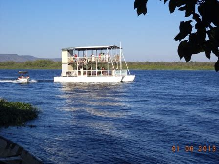 Boat Cruise Zambia by A Tale From The Road Part 5 Acacia
