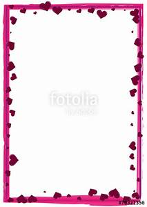 Umrandungen Vorlagen Kostenlos : rosa rahmen mit herzen stockfotos und lizenzfreie vektoren auf bild 76321356 ~ Orissabook.com Haus und Dekorationen