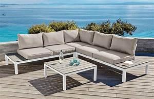 mobilier de jardin maisons du monde toutes les nouveautes With tapis oriental avec canapé de jardin maison du monde