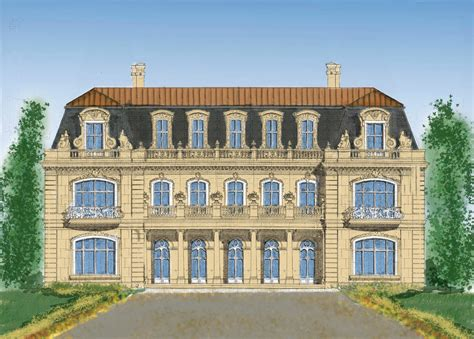 style architect home designs mansions castles