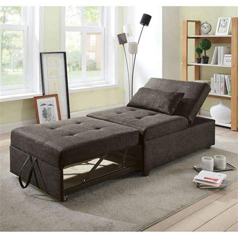 furniture  america oona futon sofa