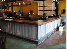 Barnwood bar face Tasting Room Ideas Pinterest Bar