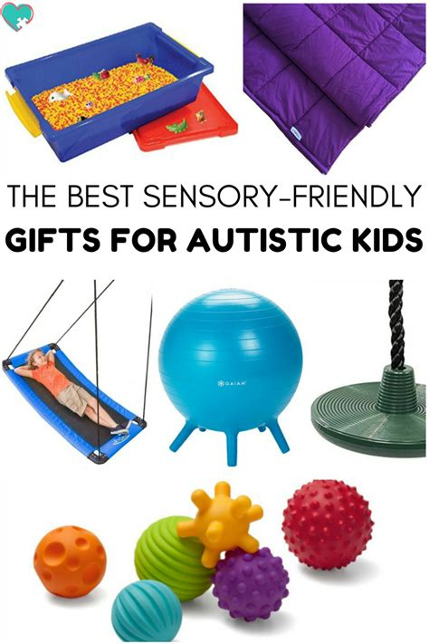 the best sensory friendly gifts for autistic kids this