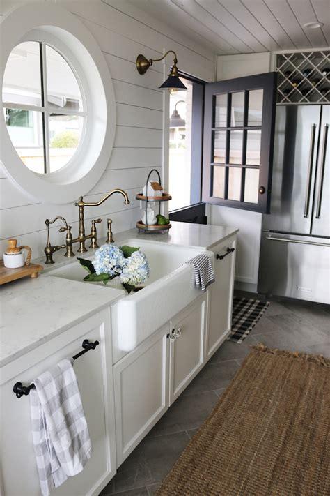 small kitchen remodel reveal  inspired room