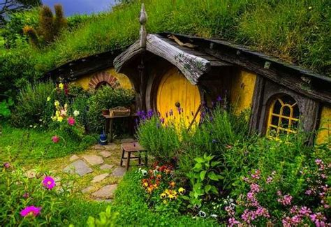 Hobbit Houses To Make You Consider Moving Underground