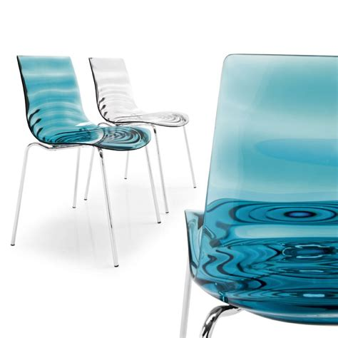l eau by calligaris dining chair