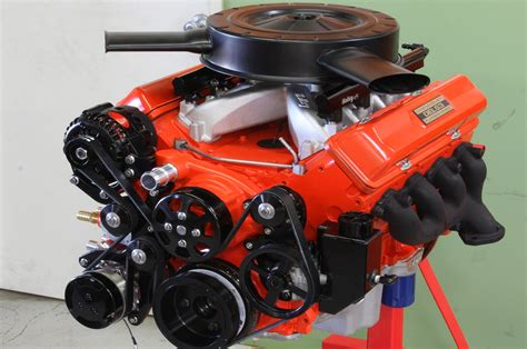 You Won't Believe This Traditional Chevy Engine Is An Ls3