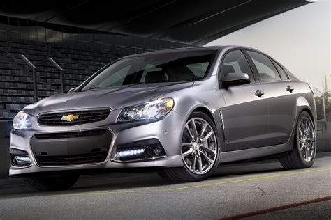 chevrolet ss amcarguidecom american muscle car guide