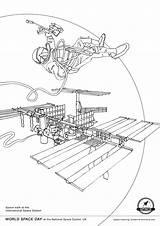Coloring Iss Space Ekaterina Smirnova Orbits Mission Nasa Earth A4 Missions Esa Copernicus Cassini Juno 1247 3508px 41kb 2480 sketch template