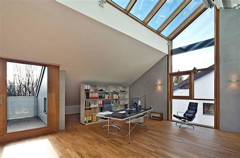 Dachluke Haus by 20 Trendy Ideas For A Home Office With Skylights