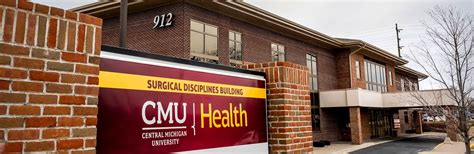 cmu health doctor honored central michigan university
