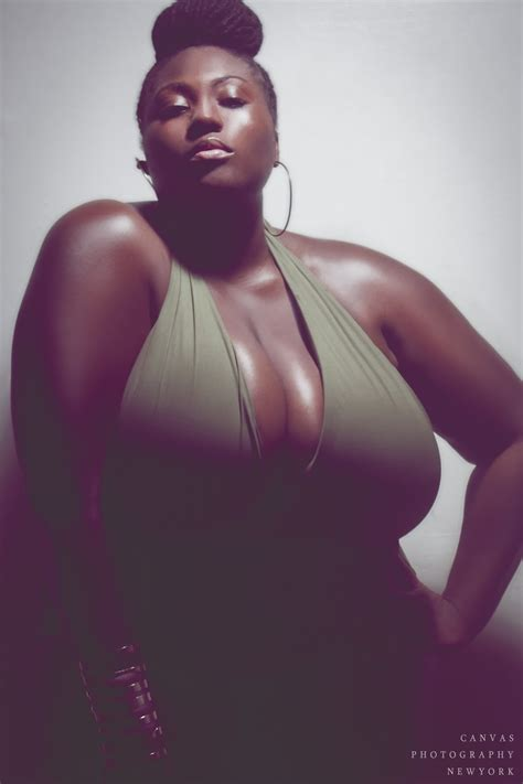 Model Spotlight Plus Size Model Jezra Matthews A Thick