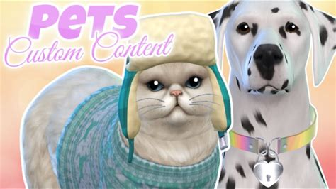 Cats And Dogs Cc Shopping