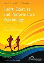 Sample Of Apa Sport Exercise And Performance Psychology