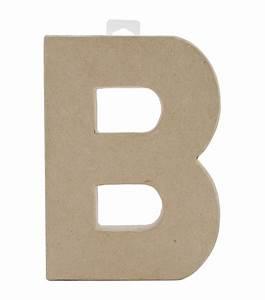 Darice 83939 paper mache letters 1pk jo ann for 8 paper mache letters