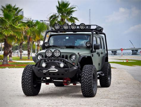 jeep wrangler military military green jeep wrangler by cec wheels hiconsumption