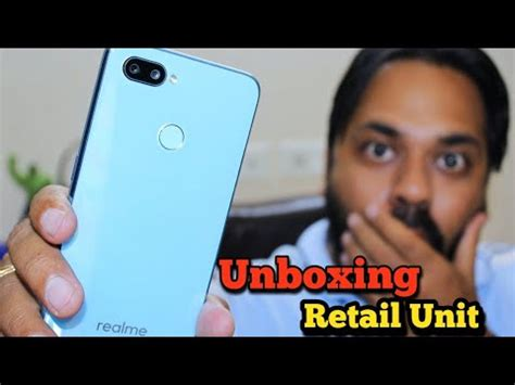 realme 2 pro lake retail unit unboxing and initial impressions with specs