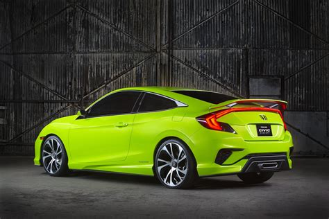2015 Honda Civic Concept Is A Stunner, Previews New Civic