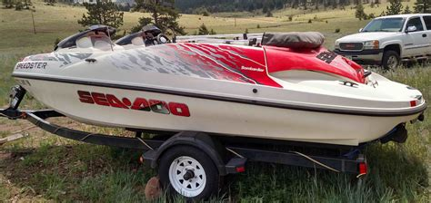 Depth Finder For Sea Doo Boat by Sea Doo 1998 For Sale For 8 000 Boats From Usa