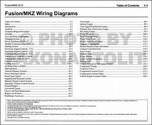 2007 Lincoln Mkz Wiring Diagrams 3685 Cnarmenio Es