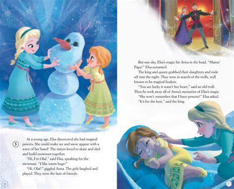 lhistoire des personnages de la reine des neiges le film