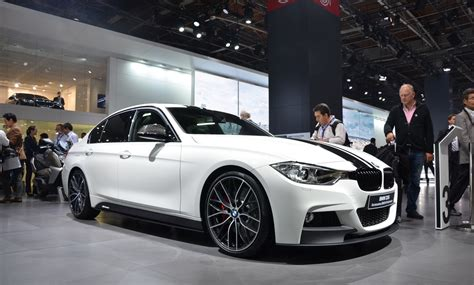 Bmw Parts by Bmw Introduces M Performance Parts Cars Always