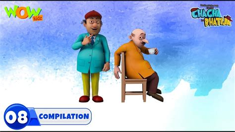 Chacha Bhatija Non Stop 3 Episodes 3d Animation For Kids