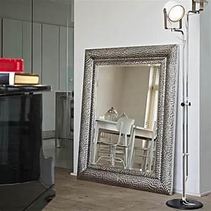 Grand Miroir Vintage : miroir design achat vente grand miroir rectangulaire dragon deknudt ~ Teatrodelosmanantiales.com Idées de Décoration