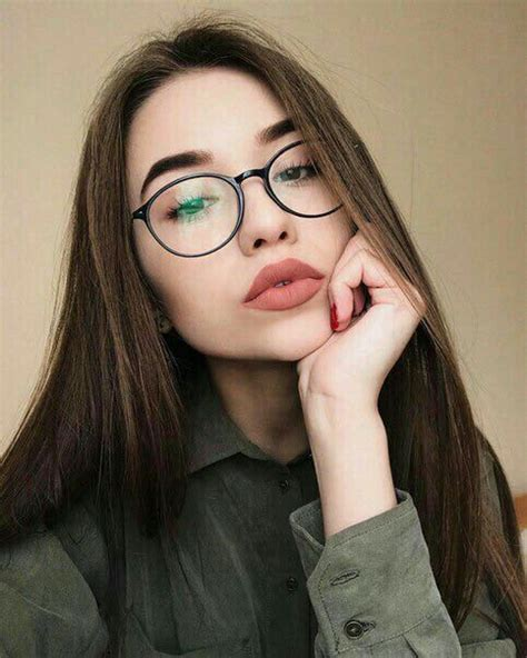 Pinterest soophiaaa8 #girl #glasses Fotos com oculos