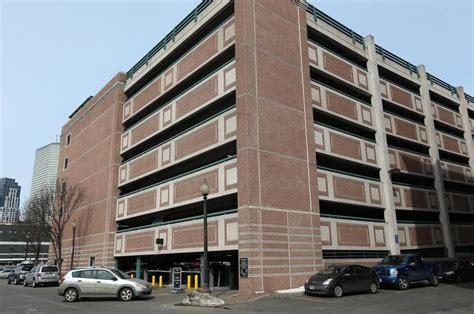 boston parking garages building boom sparse parking sparks 56 million bidding