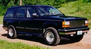 Brode Blog  1993 Ford Explorer