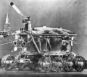 Луноход, Lunokhod 1 - 1st bot rover to land on another ...