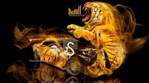 Nissan Gtr R35 Fantasy Tiger Car 2013  El Tony