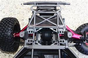 Gpm Racing Traxxas Udr Blue Aluminum Front Upper