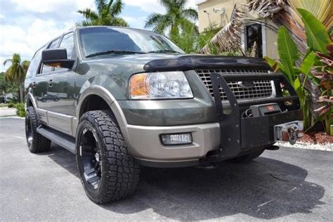 ford expedition eddie bauer sunroof rear dvd heated