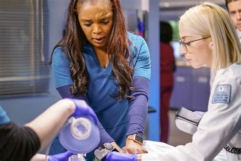Chicago Med Season 4 Episode 14 Marlyne Barrett As