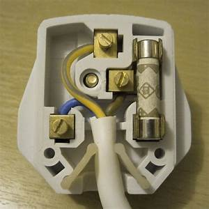 Plug Wiring Colour Scheme
