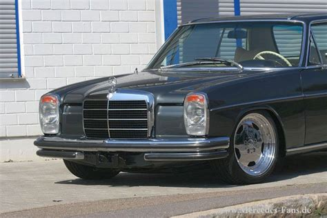 Mercedes benz w114 250c coupe in japan. Mercedes Benz W114 280C Coupe on AMG Aero I Wheels 03 (With images) | Mercedes benz, Mercedes